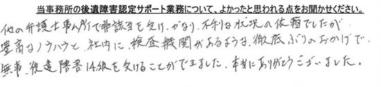 解決実績 vol.55